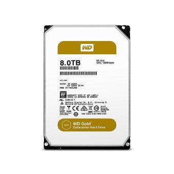 WD Gold 8TB Datacenter Hard Disk Drive - 7200 RPM Class SATA 6 Gb/s 128MB Cache 3.5 Inch - intl