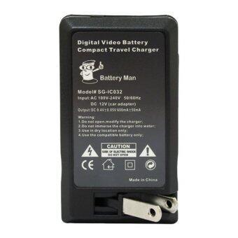 Battery Man Nikon แท่นชาร์จแบตเตอรี่กล้อง รุ่น EN-EL9 (ฟรี สายชาร์จสำหรับชาร์จในรถยนต์) (image 1)