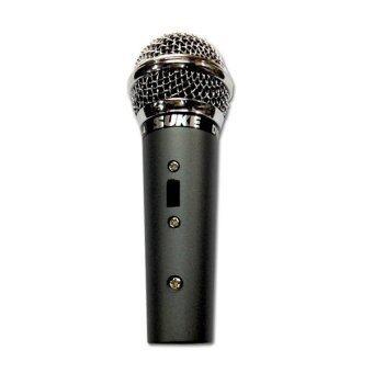 LTM SUKE ไมโครโฟน รุ่น-Q-1 (สีเทา)