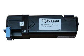FUJI XEROX DocuPrint -CP305D/CM305DF ใช้ตลับหมึกเลเซอร์เทียบเท่า CT201633 (สีฟ้า) Best 4 U