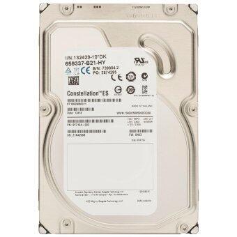 HP 1TB 6G SATA 7.2K rpm LFF (3.5-inch) Non-hot plug Midline Server Hard Drive (659337-B21)