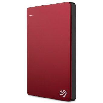 SEAGATE 1TB. NEW Backup Plus Slim STDR1000303 USB3.0 (RED)