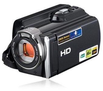 DVC กล้องวีดีโอ Full HD บันทึกภาพ digital video camera 1080P DVC-01 - สีดำ
