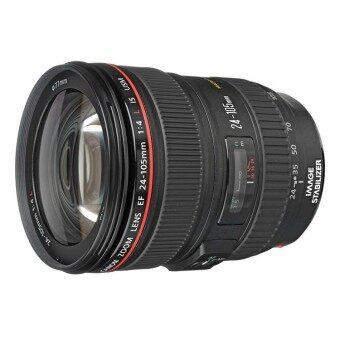 Canon EF 24-105mm f/4L f4L IS USM Lens (Black)