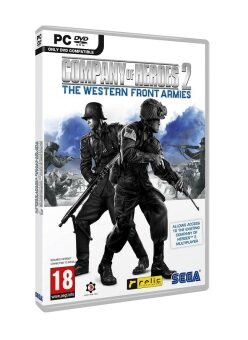 SEGA PC:Company of Heroes 2: The Western Front Armies