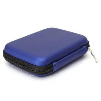 คำ caja Estuche cascara Bolsa หลักสำคัญพารา 6.35ซมฮาร์ดดิสก์ฮาร์ดดิสก์ไดรฟ์ดูโรดิสโก้มีนัย (สีน้ำเงิน)