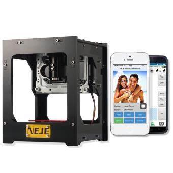 NEJE DK-BL Desktop Art Laser Engraver Printer Bluetooth 4.0 / 6000mAh - intl