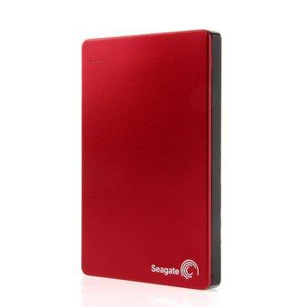 Seagate Hard Disk External 2.5 Backup Plus Slim 1TB (Red)