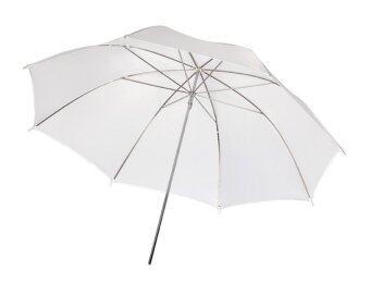 B2H White Photo Studio Diffuser Umbrella 33