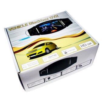 Morestech กล้องติดรถยนต์ 2 เลนส์ รุ่น DVR SC310 (GP400) ตัว TOP มี GPS Logger (image 4)
