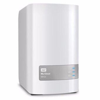 WD My Cloud Mirror Gen 2 6TB (WDBWVZ0060JWT-SESN) Personal Cloud Storage(6TB)