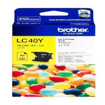 Brother LC-40Y Yellow