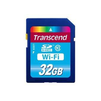 Transcend 32 gb SD wi fi SD wifi card 32gb Class10