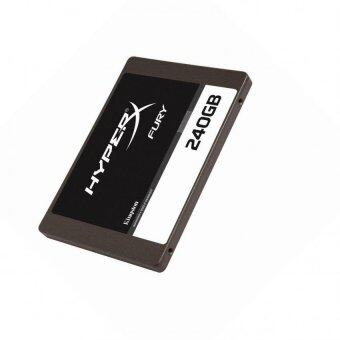 Kingston 240 GB SSD KINGSTON HYPERX FURY (SHFS37A) SATA-3 -3 YEARS (BY SYNNEX SERVICE CENTER)