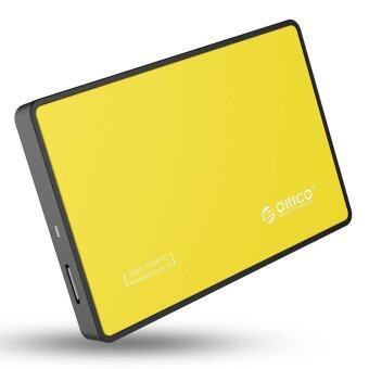 ORICO 2588US3-YL USB3.0 External Hard Disk Box Storage for Notebook -Yellow