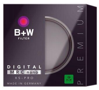 B+W 62mm XS-PRO CLR