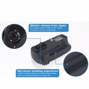 MK-D7100 แบตเตอรี่กริ๊ปสำหรับนิคอน D7100,D7200 ใช้แทน Nikon MB-D15 Battery Grip (image 4)