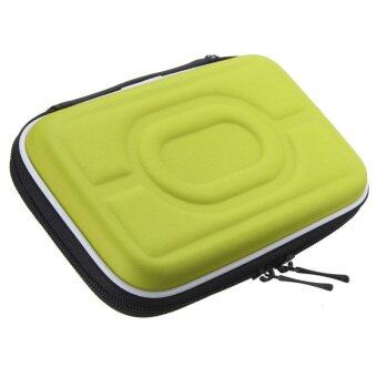 Hard Pouch Universal Shockproof Protect Case Bag For 2.5'' Portable Hard Drive Green - Intl