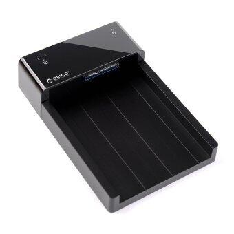 ORICO HDD DOCKING 6518US3 BLACK NO HDD
