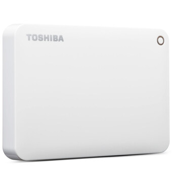 Toshiba Canvio Connect2 External Hard Drive HDD USB 3.0 1TB (White) - Intl