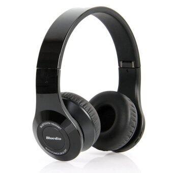 Bluedio B2 Bluetooth 4.0 HiFi Stereo Headphone (Black)