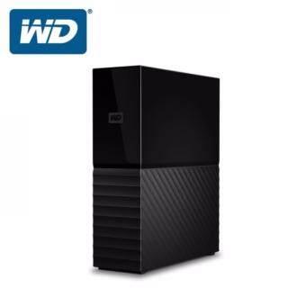 Western Digital My Book 6TB (WDBBGB0060HBK-SESN) USB 3.0 External Hard Drive