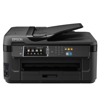 Epson Workforce WF-7611 + TankPrint A3+,Copy,Scan,fax,Wi-Fi direct,Ethernet (Black)