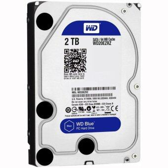 "Western Digital WD Blue WD20EZRZ HDD 3.5"" 2TB 5400RPM SATA 64MB"