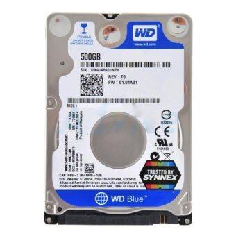 Western Hard Disk 500 GB. (NB-SATA-III) (16MB, Blue.)