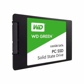 WESTERN HDD - HARD DISK SSD 120 GB. GREEN (WDSSD120GB) M.2 2280