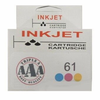 HP 61 Recycle Tri-color Ink Cartridge (CH562WA)