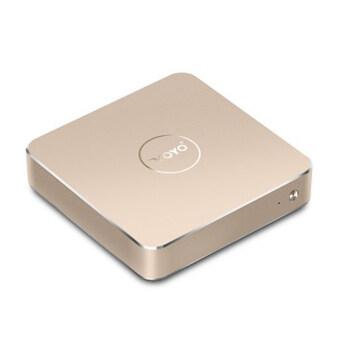 Voyo V1 Vmac Mini PC NAS intel Apollo Lake N4200 4GB ram 32GB EMMC 128GB SSD Windows 10.1 WiFi HDMI - intl