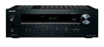 ONKYO Stereo Receiver รุ่น TX- 8020 - Black