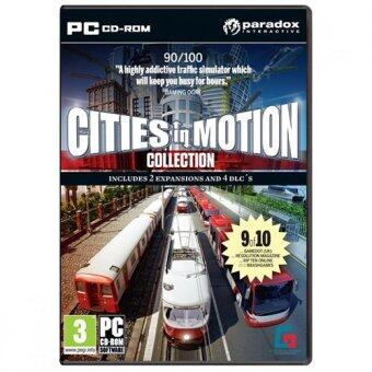 Paradox Interactive Cities in Motion Collection (PC)