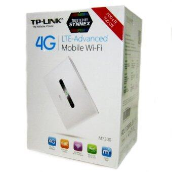 TP-LINK M7300 LTE-Advanced Mobile Wi-Fi 3G/4G ROUTER