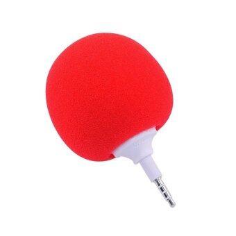 CKMobile Music ball ลำโพงลูกบอล - สีแดง