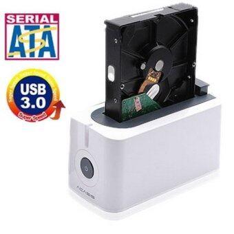 Multi-function Communicator USB 3.0 2.5 inch / 3.5 inch SATA HDD Docking Station, Support Intelligent Sleep Function - intl