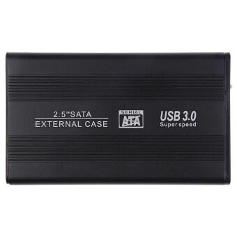 "Kitbon Type-C USB 3.0 to SATA External Aluminum 2.5"" Hard Drive Case - intl"