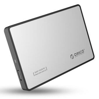 ORICO 2588US3-SV USB3.0 External Hard Disk Box Storage for Notebook - Silver - Intl
