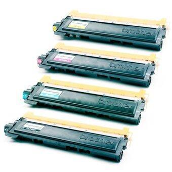LASUPRINT Brother HL-3040CN / HL-3070CW / DCP-9010CN / MFC-9120CN / MFC-9320CW ตลับหมึกเลเซอร์ เลซูพริ้นท์ TN-240 ( แพ็ค 4 ตลับ BK, C, M, Y )
