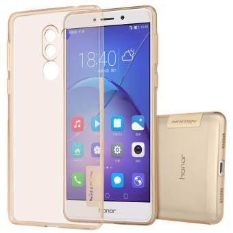 Nillkin เคส Huawei GR5 (2017) รุ่น Premium TPU case (สีน้ำตาลทองใส)