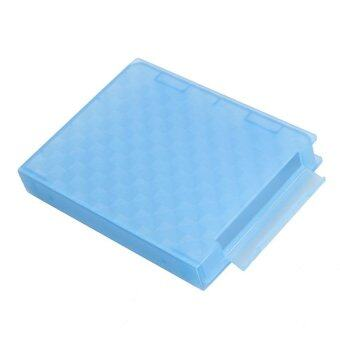 HDL 2.5Inch Hard Case Cover Protector Box for SATA Hard Driver Disk HDD Blue (Intl) - Intl