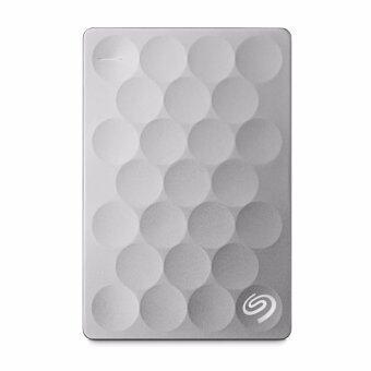Seagate STEH2000300 Backup Plus Ultra Slim Portable Drives 2TB (Platinum)