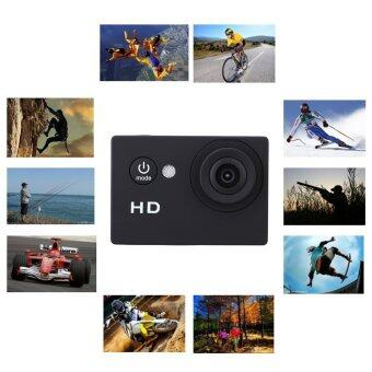 (Color:Black) Greatest Original Eken A7 Mini Action Camera Video 90 Degrees Wide Angle Sports Camera 2 Inch Screen 720p 30fps for GOPRO HERO STYLE CAM