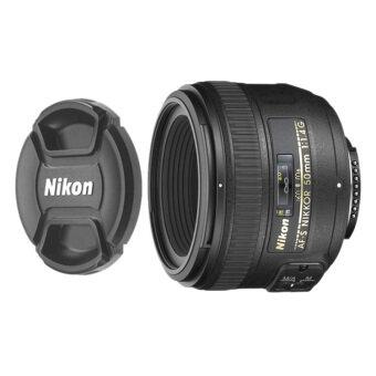 Nikon AF-S NIKKOR 50mm f/1.4G f1.4G Lens Black