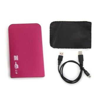 "External Enclosure Case for Hard Drive HDD 2.5"" Usb 2.0 Ultra Slim Sata Hdd Portable Case"