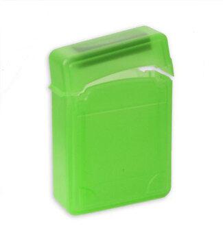 niceEshop 2.5 Inch IDE SATA HDD Hard Drive Storage Box Protective Case, Green - Intl