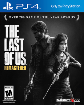 PS4: The Last of Us Remastered (Z3)