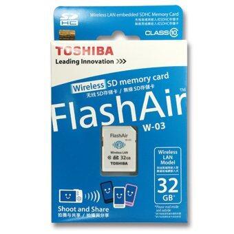Toshiba 32 gb FlashAir SD wi fi wifi SD wifi card 32gb class10