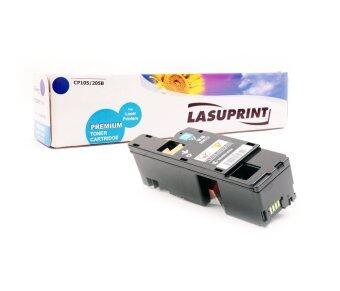 LASUPRINT Fuji Xerox DocuPrint CP105b / CP205 / CP205w / CM205b / CM205fw / CP215w / CM215fw ตลับหมึกเลเซอร์ CT201592 ( Cyan )